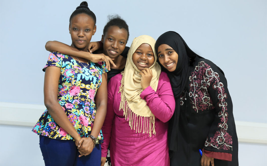 Empowering Women & Young Girls through Data