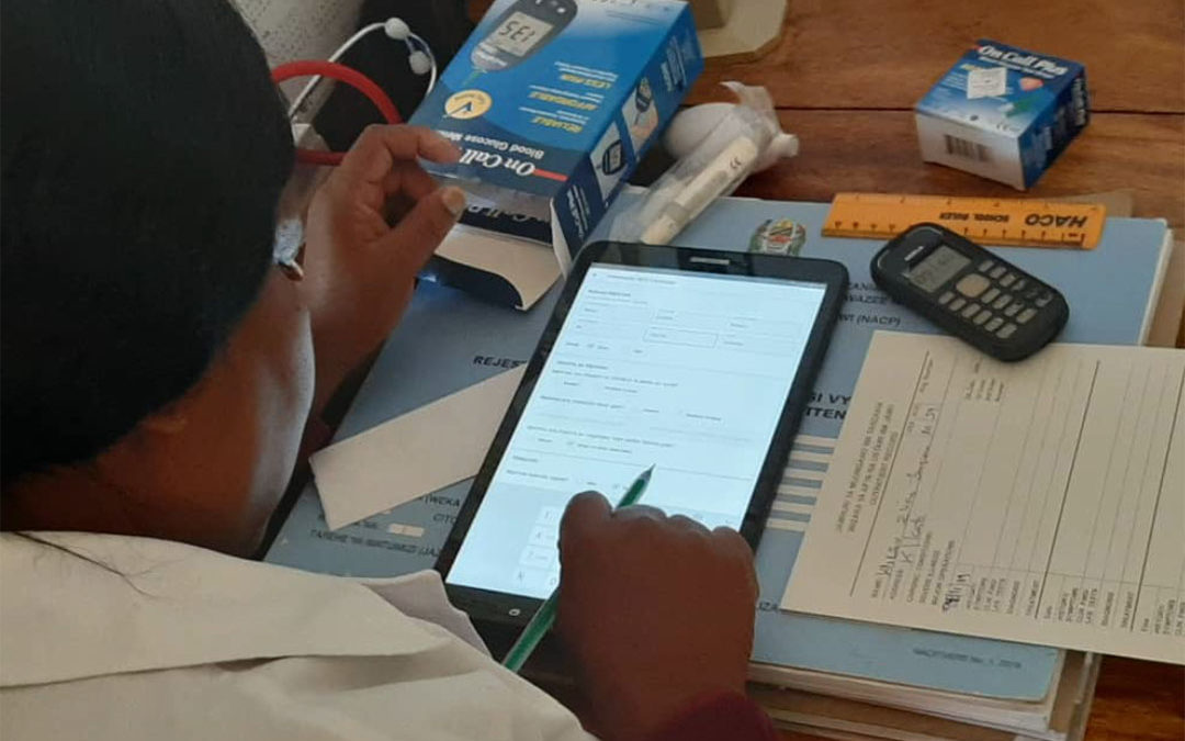 Integrated, Intelligent Healthcare to Improve Pediatric Health Outcomes in Tanzania