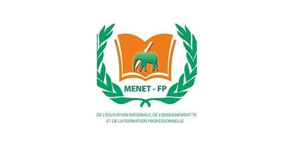 Le Ministère de l'Éducation Nationale et de l'Enseignement Technique et de la Formation Professionnelle (MENET-FP)